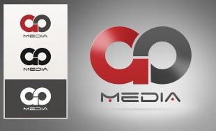 """Дизайн визиток для компании """"GO Media"""""""