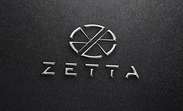Разработка логотипа для электромобиля