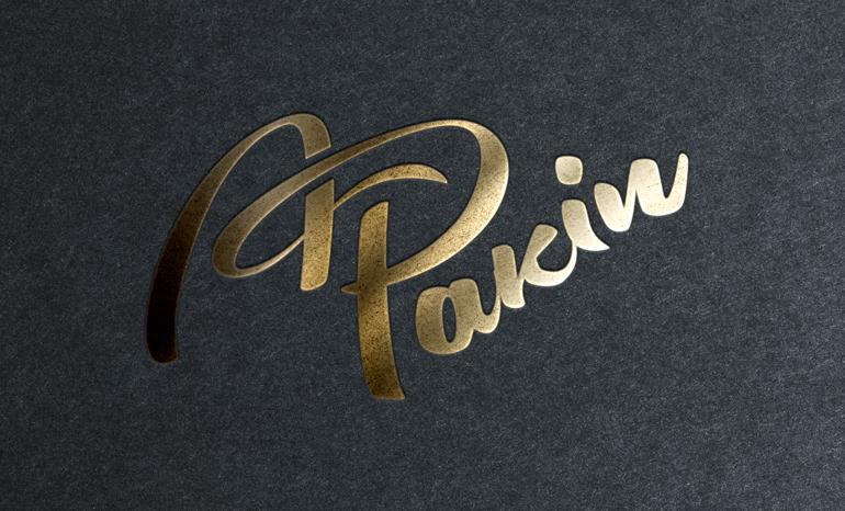 Разработка логотипа для артиста