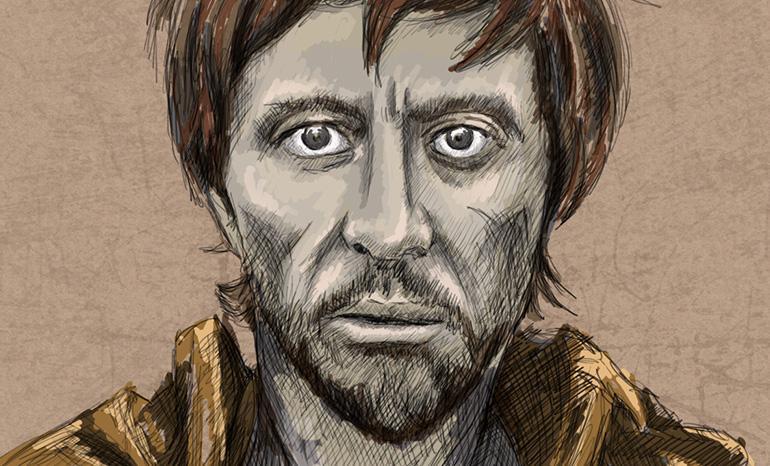Портрет Андрея Миронова
