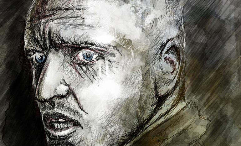 Портрет Александра Кайдановского