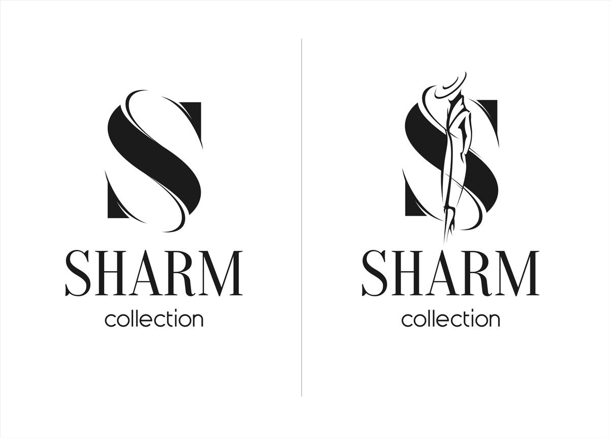 Разработка бренда Sharm