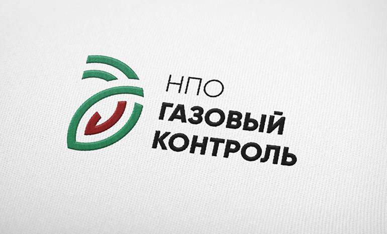 Разработка логотипа для компании «НПО Газовый контроль»