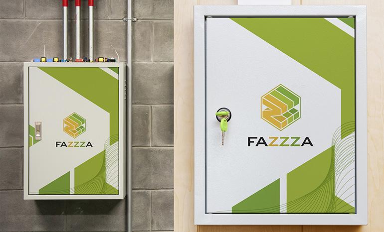 "Разработка фирменного стиля для компании ""Фаzzzа"""