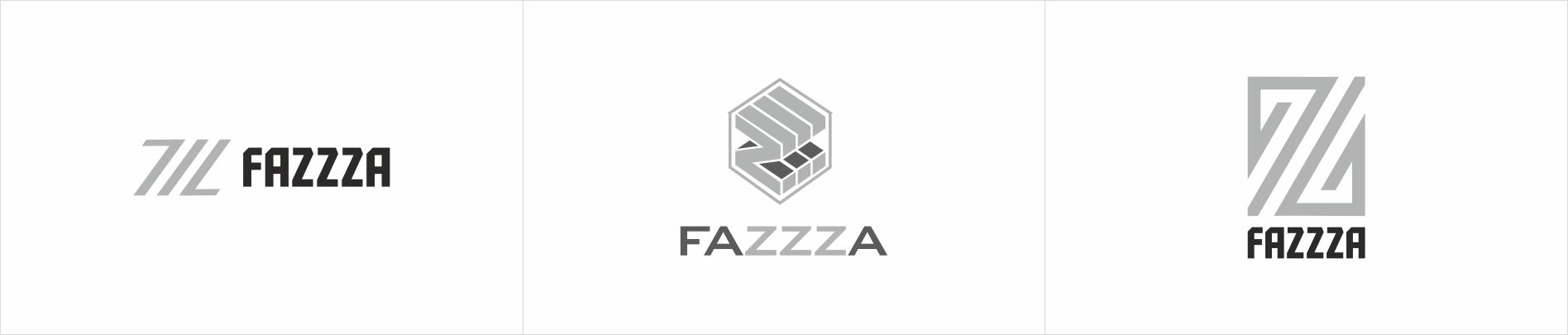 Разработка логотипа Fazzza