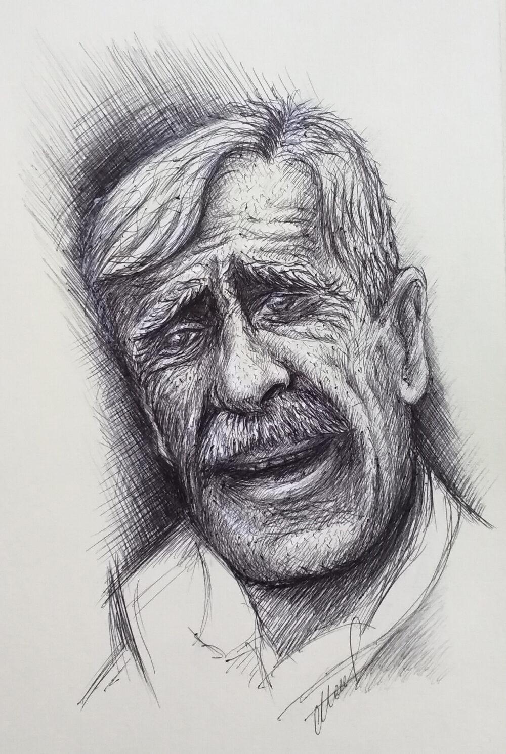Мужской портрет2