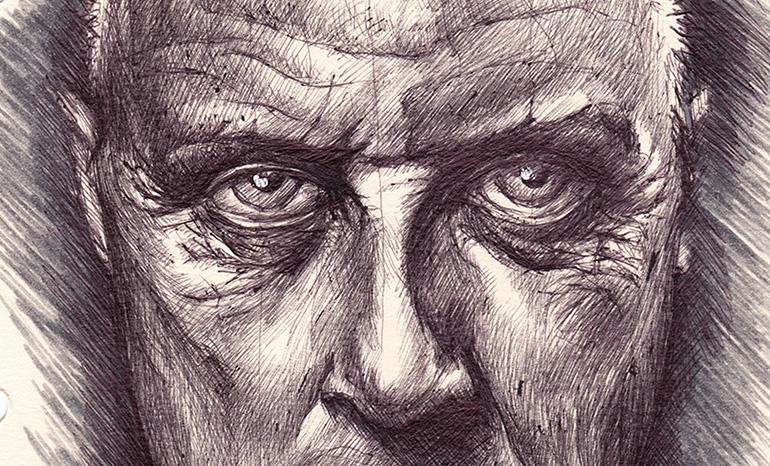 Мужской портрет 1