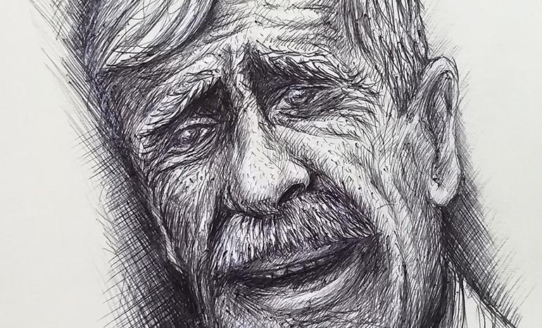 Мужской портрет 2